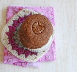 Ciasteczka mocno czekoladowe z ciągnącym się toffee