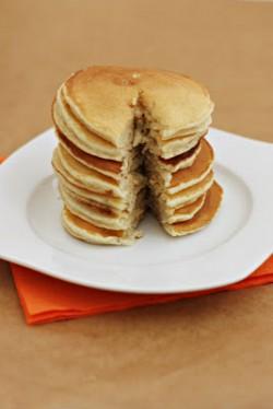 kokosowe pancakes!