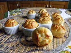 Muffinki pomarańczowo – cytrynowe
