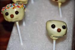 Lizaki z ciastek Oreo wg przepisu Lorraine Pascale