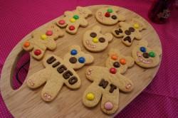Duńskie ciasteczka dla dzieci imbirowo-maślane