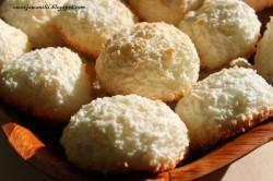 Domowe kokosanki z nutą cytrynową