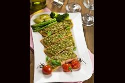 Filety z Łososia z Kremowym Pesto