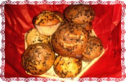 Muffiny na dwa takty…