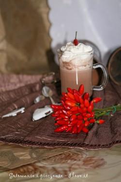 Meksykańska czekolada z chili i rumem