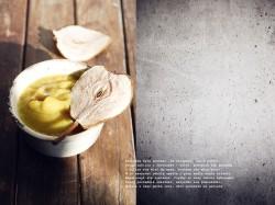 Gruszkowa zupa słowami z listu do Jot