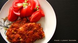 Placki z piersi kurczaka z kukurydzą ekspresowe