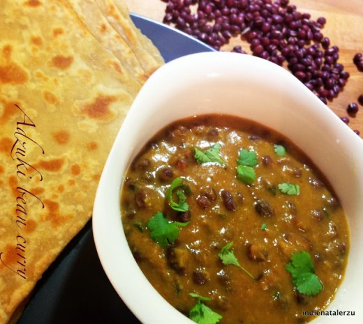 Kremowe curry z fasolki