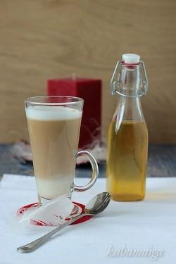Kawa piernikowo – pomarańczowa