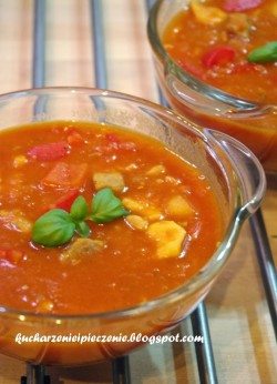 Bogracz – węgierska zupa gulaszowa