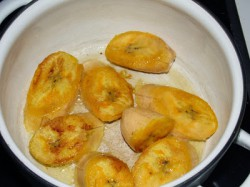 banany w syropie