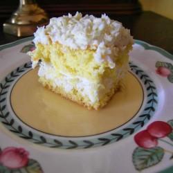 Rafaelo – ciasto kokosowe