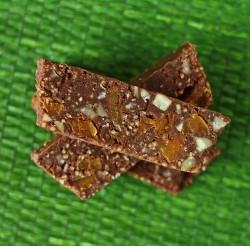 Kuskus w czekoladzie