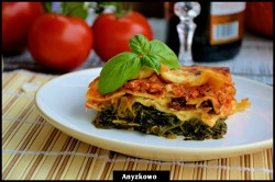 Lasagne w 3 kolorach