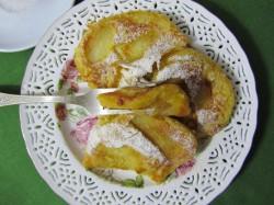 Racuchy Drożdżowe Orkiszowe z Dynią i Jabłkami wegańskie