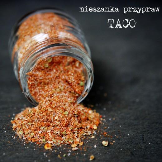 mieszanka przypraw taco