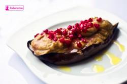 Mutabal, baba ghanoush, patl?can salatas? czy pasta z bakłażana?