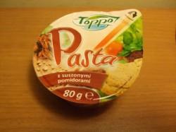 Pasta z suszonymi pomidorami – Toppo Lidl