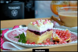Niebiańskie ciasto