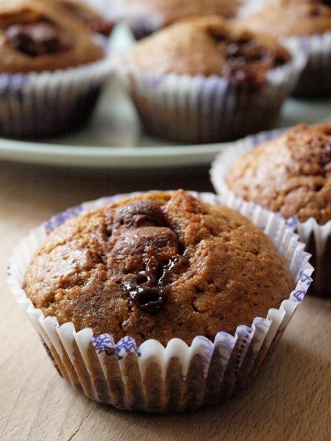 Pełnoziarniste Milka Muffins