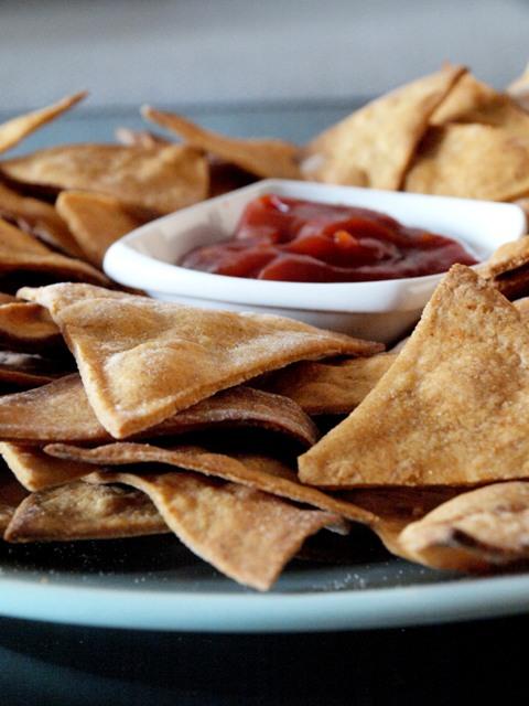 pikantne nachosy