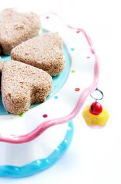 polvoron cococa milk candy