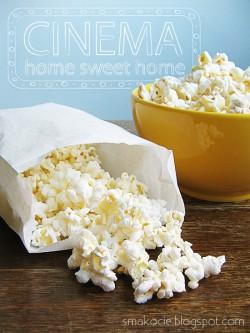 Popcorn beztłuszczowy na seans domowy!