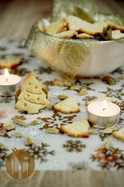 Kardamonki czyli świąteczne ciasteczka kardamonowe