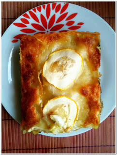 lasagne cukinowo szpinakowa