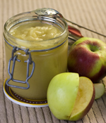 przecier jablkowy