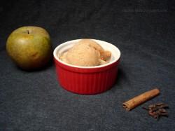 Grudniowy sorbet jabłkowy – z cynamonem