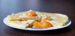 Pełnoziarnisty omlet