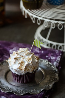 Rogate cupcakes kakaowe z burbonem