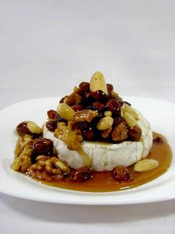 Ser Camembert z Bakaliowo – Miodową Polewą