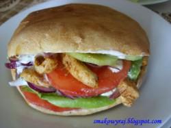 Kebab z kurczaka w wersji domowej