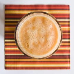 smoothie w kolorach jesieni