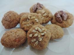 Marchewkowo-owsiane ciasteczka