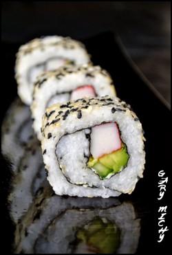 Sushi- Kalifornia uramaki