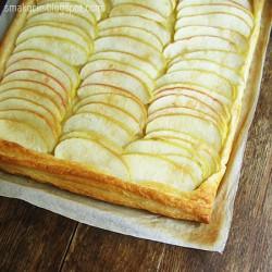 Szybka tarta jabłkowa