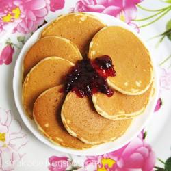 Szybkie placuszki – pancakes