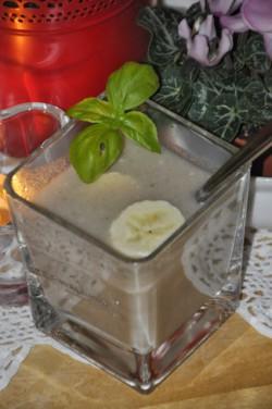 Zupa bananowo-kokosowa