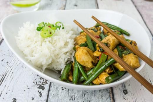 Tajski kurczak
