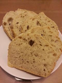 Chleb pszenno – żytni na zakwasie