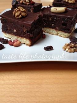 Bajaderka – czyli coś mocno czekoladowego.