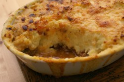 Zapiekanka z wołowiną, czyli cottage pie