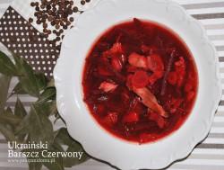 Ukraiński barszcz czerwony