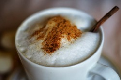 Prawdziwie szarlotkowa latte