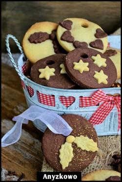 Świąteczne ciasteczka kruche