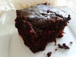Ciasto czekoladowe z kabaczkiem