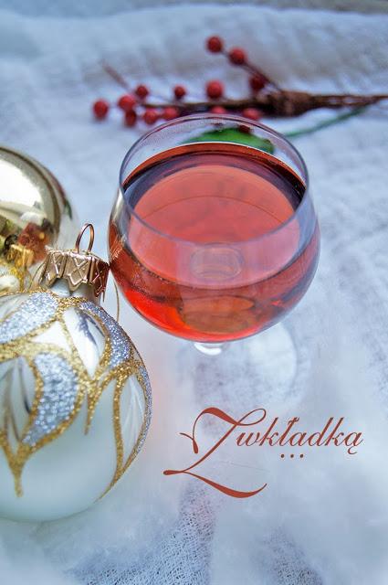 Nalewka Bożonarodzeniowa